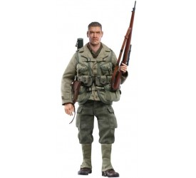 Danny - US Army Sniper Ranger Battalion France 1944 12 inches