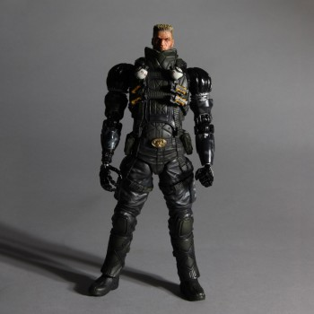 Deus Ex Play Arts Kai Vol. 1 Action Figure Lawrence Barrett 23 cm