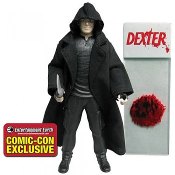 Dexter Action Figure Dark Defender Comic-Con 2011 Exclusive 10 cm