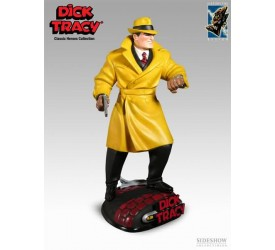 Dick Tracy  12 inches Statue