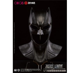 Dimension Studio Justice League 1/1 Movie Props Batman Wearable Cowl