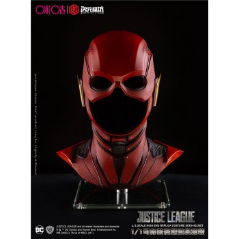 Dimension Studio Justice League 1/1 Movie Props The Flash Wearable Cowl