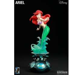 Disney Animated Ladies Statue Ariel 25 cm