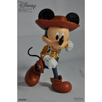 Disney Die-Cast Figure Mickey Mouse as Woody 15 cm