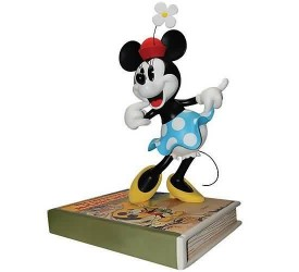 Disney Minnie Mouse 22 inches statue