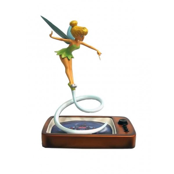 Disney peter pan tinkerbell 18 inches statue - Tinkerbell statues ...
