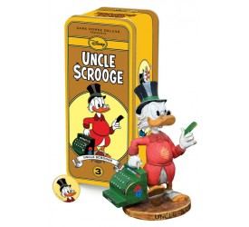 Disney Statue Classic Uncle Scrooge Series 2 #3 Cash N Carry Uncle Scrooge --- DAMAGED PACKAGING