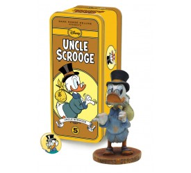 Disney Statue Classic Uncle Scrooge Series 2 Moneybags Uncle Scrooge 13 cm