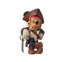 Disney VCD Vinyl Figure Mickey Sparrow Version 2.0 14 cm