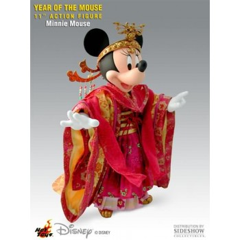 Disney's Year of the Mouse - Minnie Mouse Vinyl Figure
