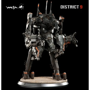 District 9 Statue Exosuit 30 cm
