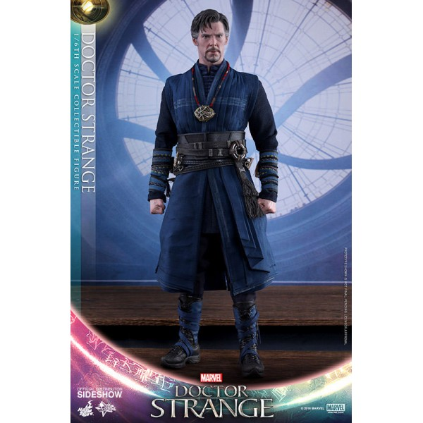 Doctor Strange Movie Masterpiece Action Figure 1/6 Doctor Strange 30