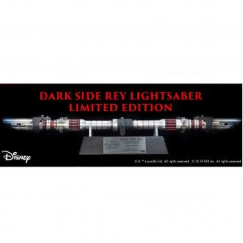 Star Wars The Rise of Skywalker Dark Side Rey Lightsaber Replica