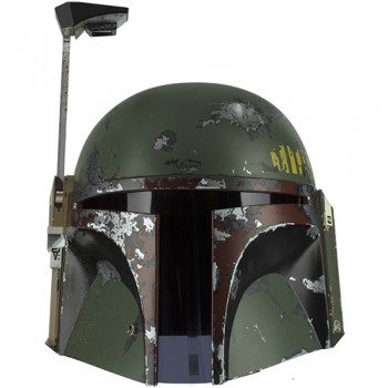 Star Wars: The Empire Strikes Back - Boba Fett Helmet 1:1 Replica