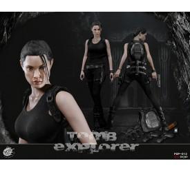 POPTOYS 1/6 The Tomb Explorer Deluxe Version