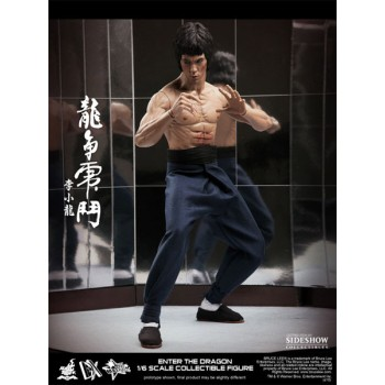 Enter the Dragon Movie Masterpiece DX Action Figure 1/6 Bruce Lee 30 cm