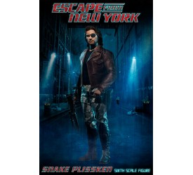 Escape from New York Snake Plissken 1/6 Scale Figure 30cm