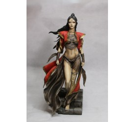 FFG Dead Moon Luis and Romulo Royo 1/4 Scale Statue