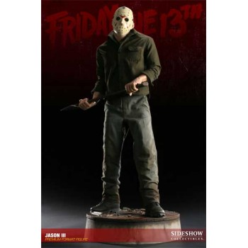 Friday the 13th Part III Premium Format Figure 1/4 Jason Voorhees 58 cm