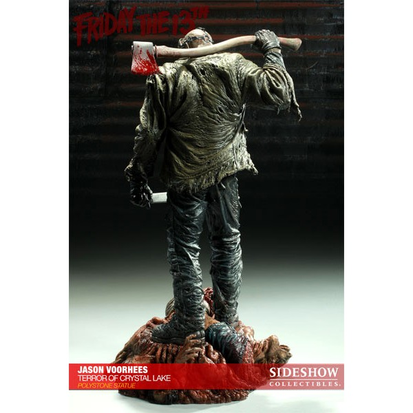 Friday The 13th Statue Jason Vorhees Terror Of Crystal