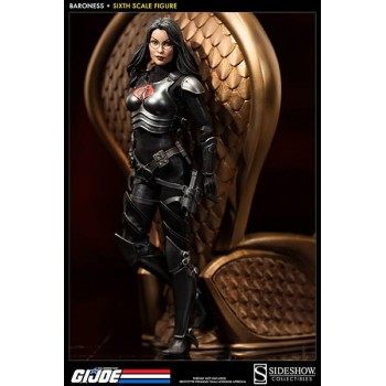 G.I. Joe Action Figure 1/6 Baroness 30 cm