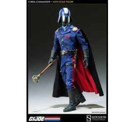 G.I. Joe Action Figure 1/6 Cobra Commander The Dictator 30 cm
