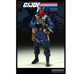 G.I. Joe Action Figure Cobra Officer 30 cm