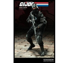 G.I. Joe Action Figure Cobra Sniper 30 cm