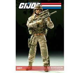 G.I. Joe Action Figure Dusty