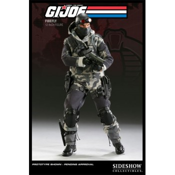 G.I. Joe Action Figure Firefly 30 cm