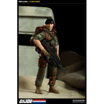 G.I. Joe Action Figure Rock and Roll 30 cm