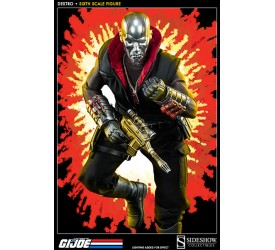 G.I. Joe Destro Sixth Scale Figure 30cm