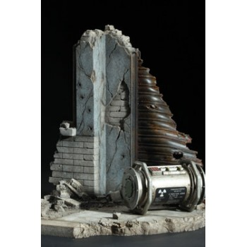 G.I. Joe Diorama Urban Threat Condition RED 33 cm