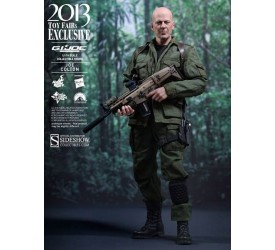 G.I. Joe Retaliation Movie Masterpiece Action Figure 1/6 Joe Colton Exclusive 30 cm