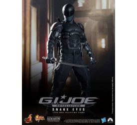 G.I. Joe Retaliation Movie Masterpiece Action Figure 1/6 Snake Eyes 30 cm
