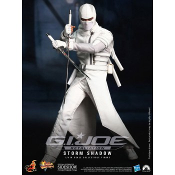 G.I. Joe Retaliation Movie Masterpiece Action Figure 1/6 Storm Shadow 30 cm
