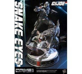G.I. Joe Statue Snake Eyes 65 cm