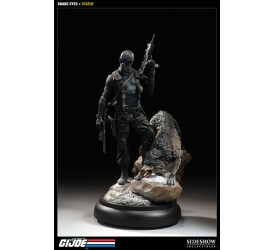 G.I. Joe Statue 1/5 Snake Eyes & Timber 51 cm (Sideshow Exclusive Edition)