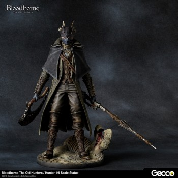 Bloodborne The Old Hunters Hunter 1/6 Scale PVC Statue