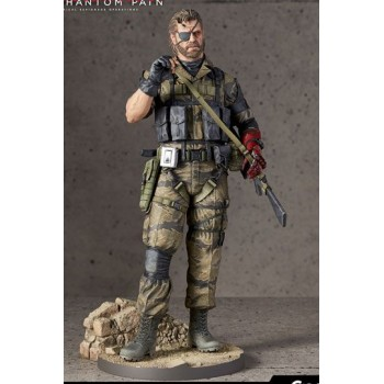 Metal Gear Solid V The Phantom Pain Statue 1/6 Venom Snake 32 cm