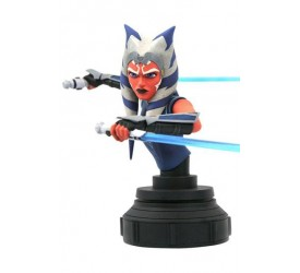 Star Wars The Clone Wars Bust 1/7 Ahsoka Tano 15 cm