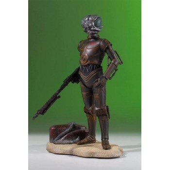 Star Wars Collectors Gallery Statue 1/8 4-LOM 23 cm