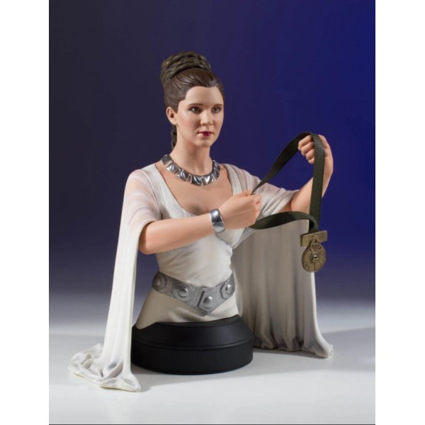 Star Wars Princess Leia Of Yavin Mini Bust
