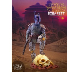 Star Wars Collectors Gallery Boba Fett 1/8 scale Statue 24 CM
