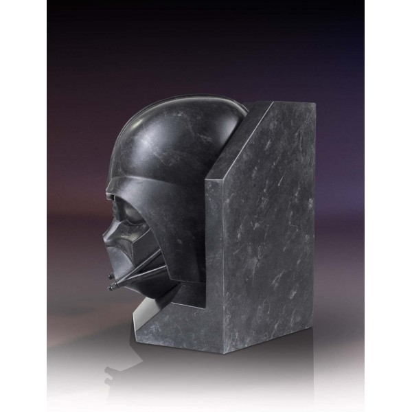 Star wars darth vader stoneworks faux marble bookend for Environmental stoneworks pricing