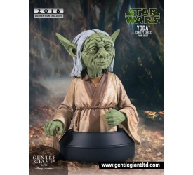 Star Wars Concept Series Yoda Mini Bust 2018 SDCC Exclusive