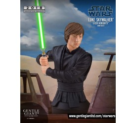 Star Wars RotJ Luke Skywalker Mini Bust 2018 SDCC Exclusive