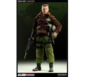 GI Joe General Hawk 12 inches Figure