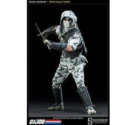 GI Joe Storm Shadow Assassin Sixth Scale Figure 30cm