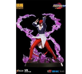 The King of Fighters '97 Statue 1/8 Iori Yagami 26 cm